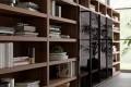 Living lemn masiv vopsit alb Sufragerie / Living la comanda chisinau