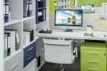 Офис Open Space Коммерческая мебель la comanda