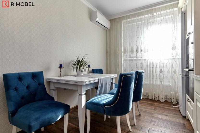 Bucătărie neoclasică, Chișinău, str. Liviu Deleanu Bucătării Neoclasice la comanda