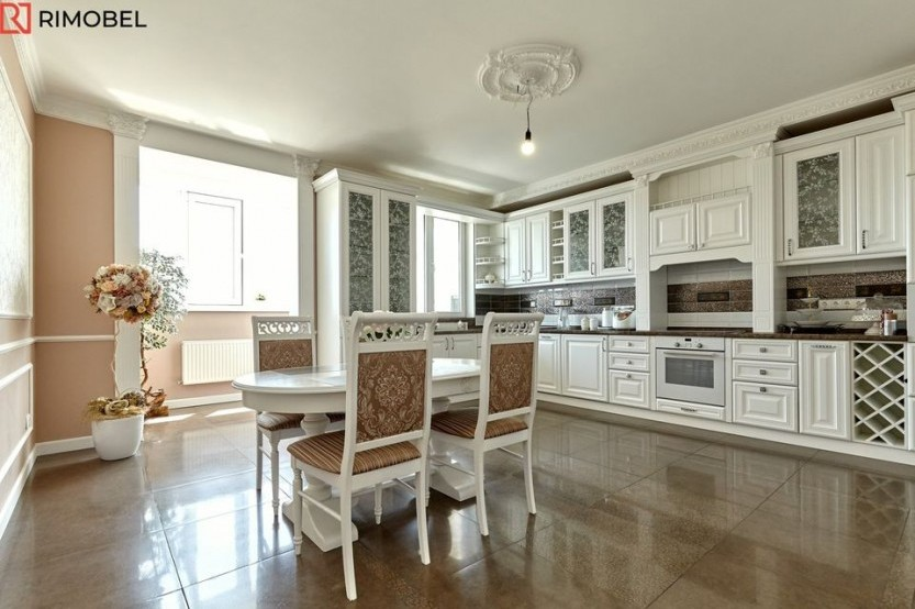 Кухня классическая, Михайловка, улица Ливезилор, 157 Классические кухни la comanda