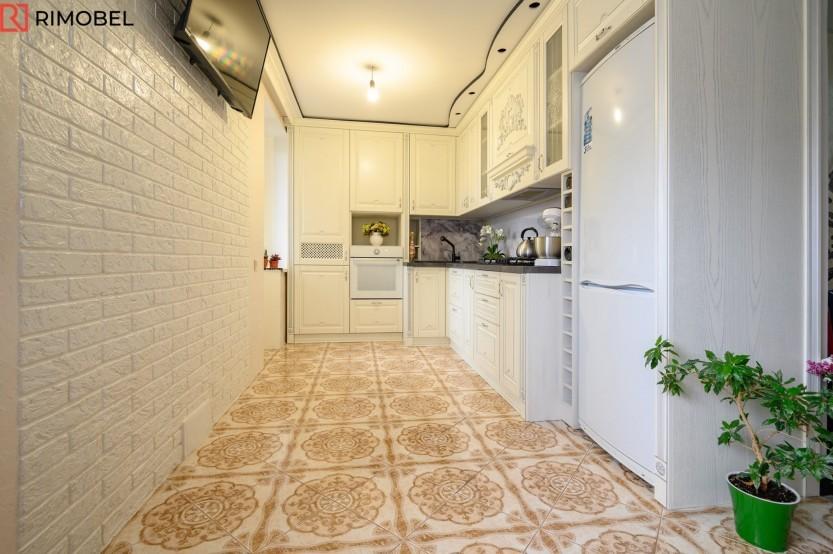 Кухня МДФ из шпона, Валя Маре, улица Салкымилор, 105 Кухни из шпона  la comanda