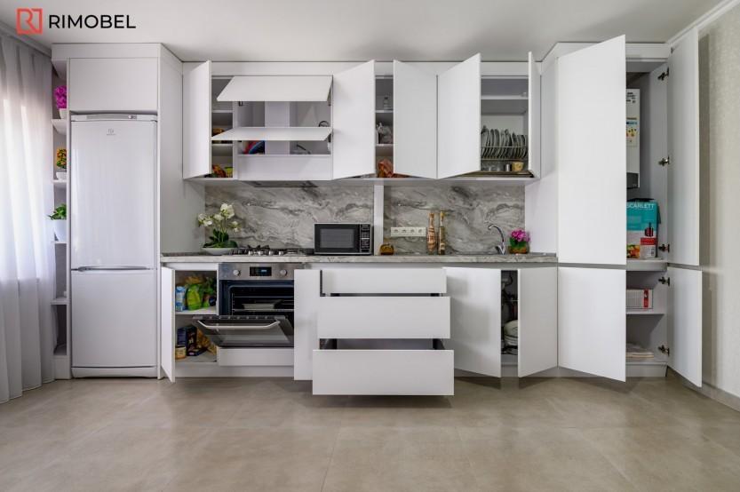 Bucătărie modernă, Piatra Albă, str. 31 august, 7 Bucătării moderne la comanda chisinau