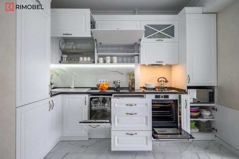 Bucătărie clasică, Ialoveni, strada Petru Movilă, 14 Bucătării clasice la comanda