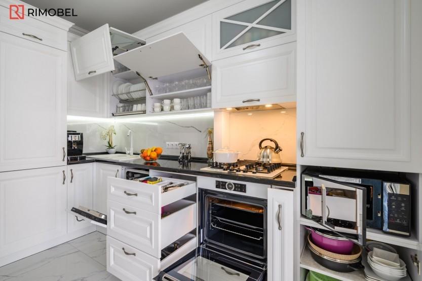 Bucătărie clasică, Ialoveni, strada Petru Movilă, 14 Bucătării clasice la comanda chisinau