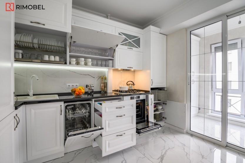 Bucătărie clasică, Ialoveni, strada Petru Movilă, 14 Bucătării clasice mobila