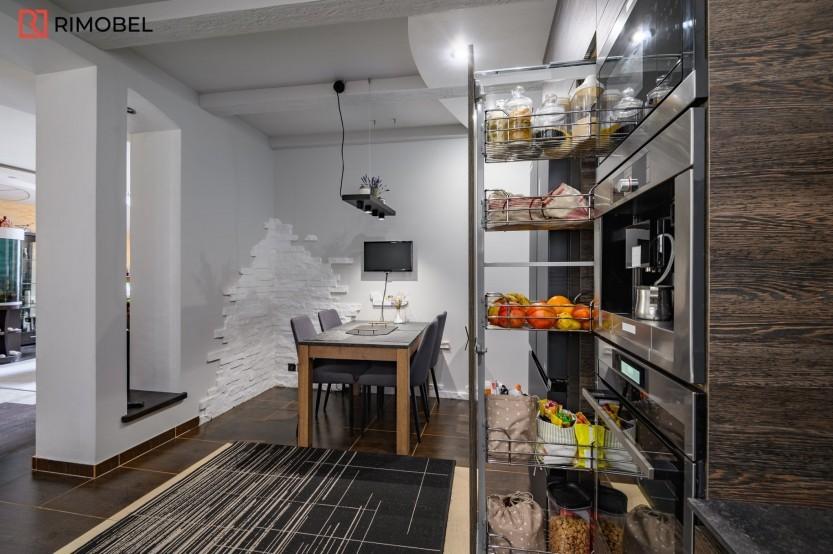 Bucătărie modernă, Porumbeni, str. Renașterii, 8 Bucătării moderne la comanda