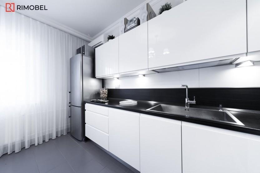 Кухня модерн, Ульма, улица Детство, 48 Современные кухни mobila
