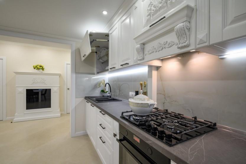 Bucătărie neoclasică, Orhei, strada 1 Mai, 57 Bucătării Neoclasice mobila