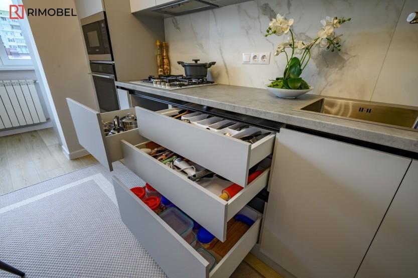 Кухня модерн, Сынжера, улица Куза Водэ, 17 Современные кухни mobila