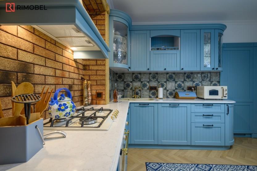 Bucătărie neoclasică, Durlești, strada Nicolae Gribov, 51A Bucătării Neoclasice la comanda