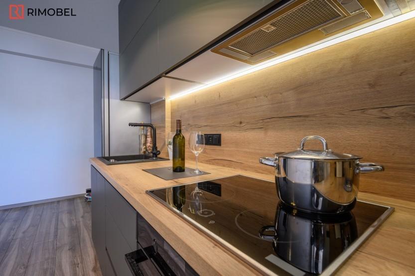 Кухня модерн, Бубуечь, улица Сергея Лазо, 47 Современные кухни la comanda chisinau