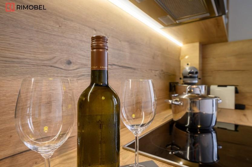 Кухня модерн, Бубуечь, улица Сергея Лазо, 47 Современные кухни la comanda