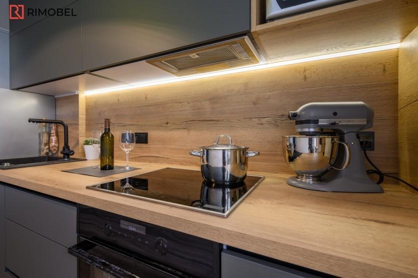 Кухня модерн, Бубуечь, улица Сергея Лазо, 47 Современные кухни mobila