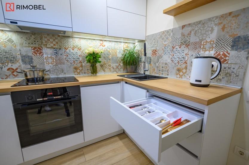 Кухня модерн, Рэзень, улица Тигина, 17 Современные кухни mobila
