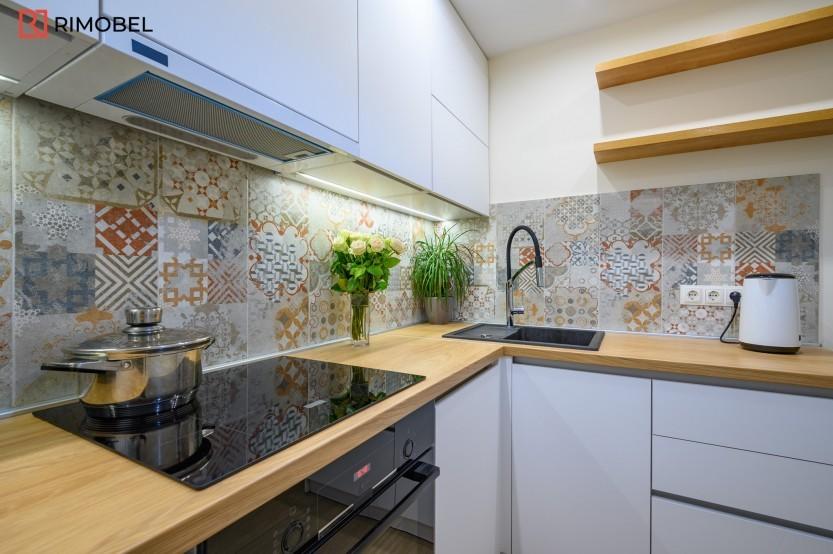 Кухня модерн, Рэзень, улица Тигина, 17 Современные кухни la comanda