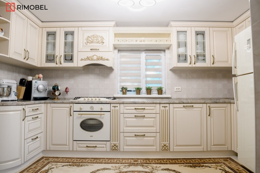 Bucătărie clasică, Fălești, strada Mihai Eminescu, 41 Bucătării clasice la comanda