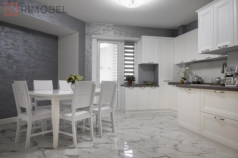 Bucătărie neoclasică, Chișinău, strada Ginta Latină, 12 Bucătării Neoclasice mobila