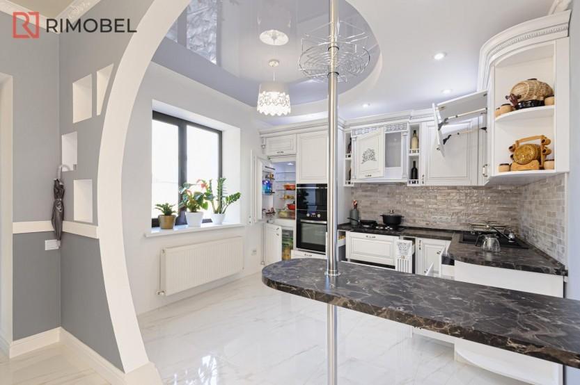 Белая кухня в классическом стиле Классические кухни la comanda