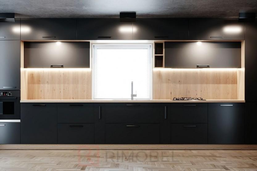 Bucătărie modernă Chișinău, str. Mircea cel Bătrîn Bucătării moderne mobila