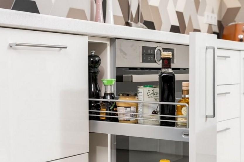 Кухня модерн Кишинэу, ул. Сихаструлуй Современные кухни mobila