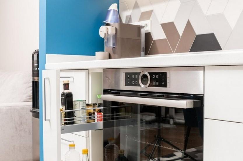 Bucătărie modernă Chișinău, str. Sihastrului Bucătării moderne la comanda chisinau