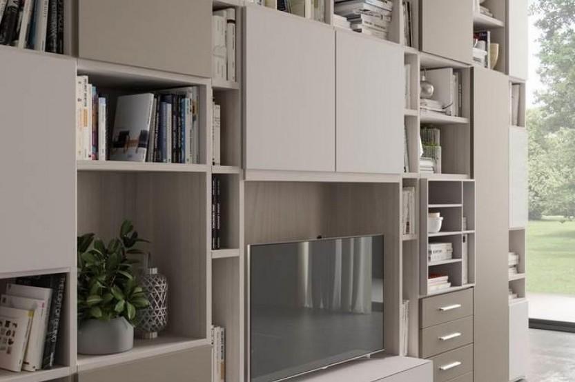 Гостиная МДФ матовый Soft Touch Мебель для гостиной la comanda chisinau