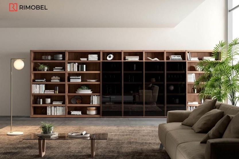 Living lemn masiv vopsit alb Sufragerie / Living mobila