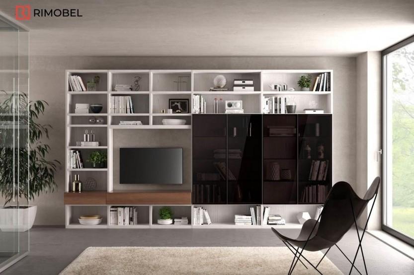 Living Pal dublu texturat Sufragerie / Living mobila