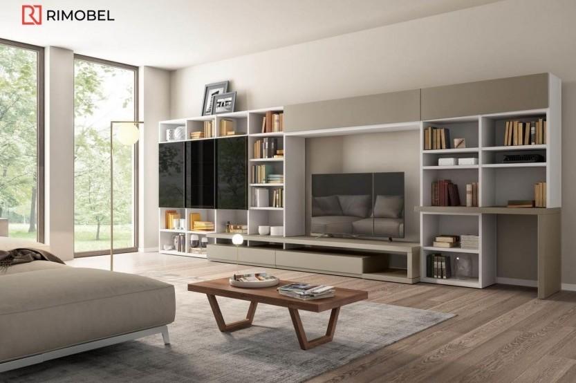 Гостиная в современном стиле Мебель для гостиной la comanda chisinau