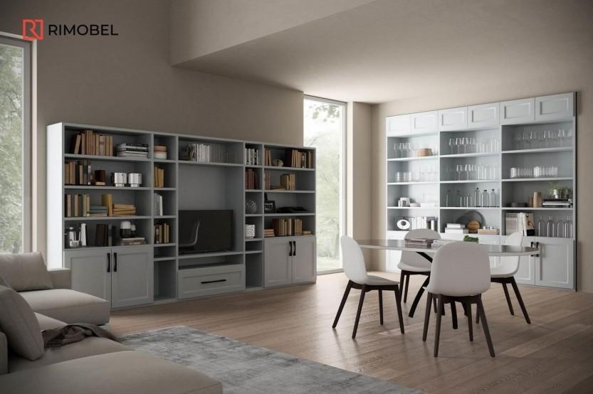 Living Stil Scandinav Sufragerie / Living la comanda