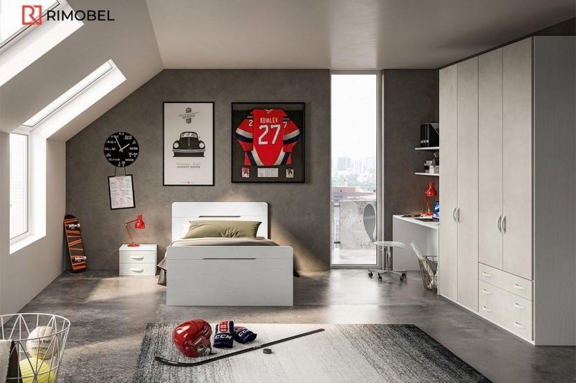 """Мебель для мальчиков """"Montes"""" Детская комната для мальчиков la comanda"""