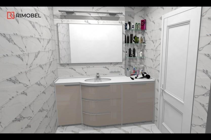 Мебель в ваную модель «Классик 4» Классическая мебель для ванной mobila
