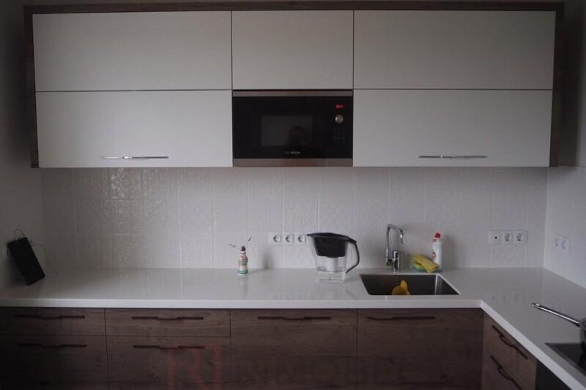 Bucătărie modernă Chișinău str. Ion Casian Bucătării moderne la comanda