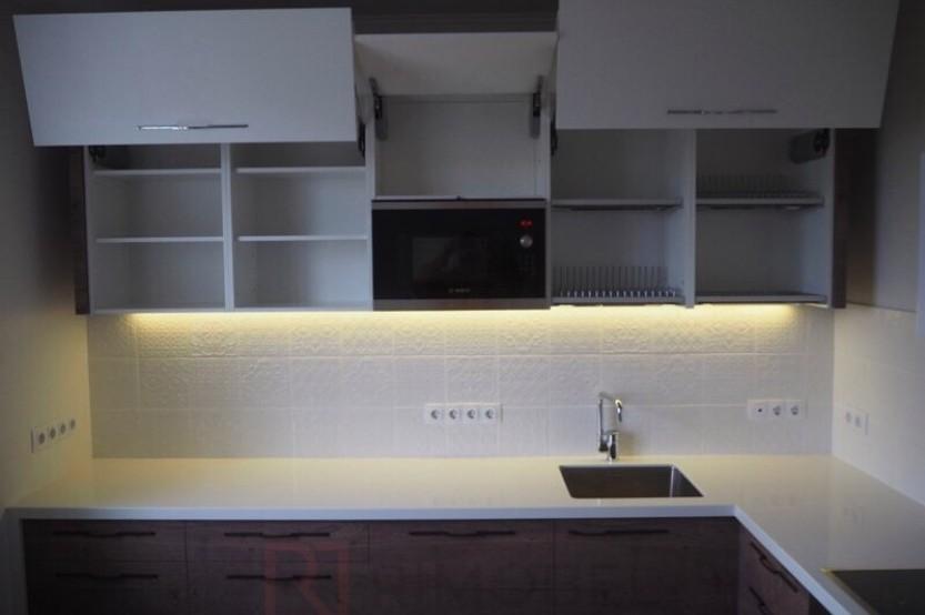 Bucătărie modernă Chișinău str. Ion Casian Bucătării moderne mobila