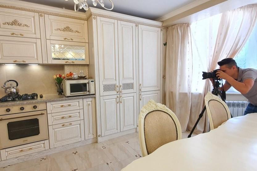 Bucătărie clasică Chișinau str Calea Ieşilor 63/6 Bucătării clasice la comanda