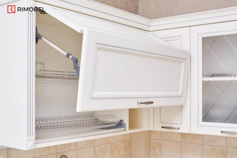 Bucătărie MDF vopsit stil neoclasic Bucătării mdf vopsit mobila