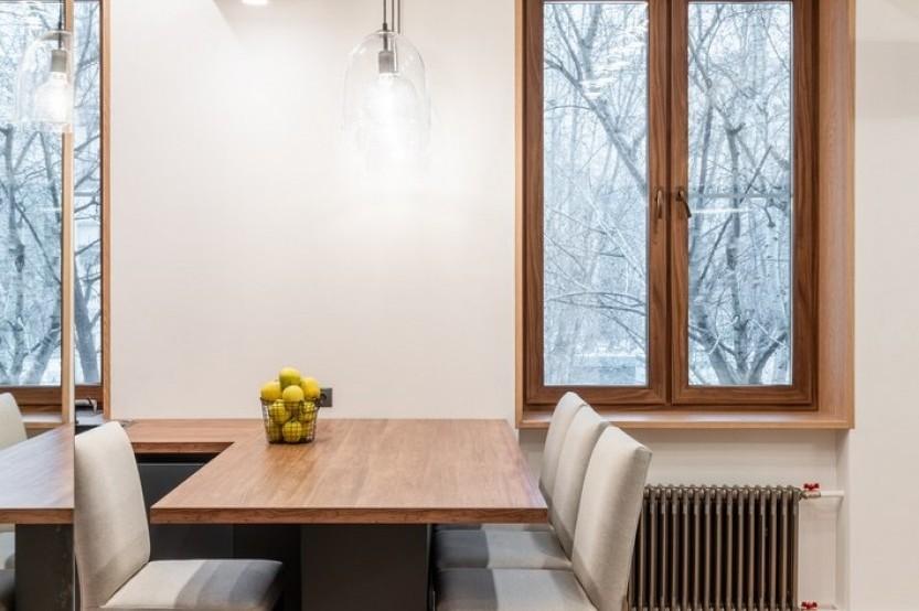 Кухня модерн Кишинев, ул. Корнулуи 20 Современные кухни la comanda