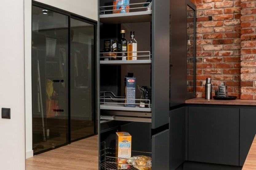 Кухня модерн Кишинев, ул. Корнулуи 20 Современные кухни mobila