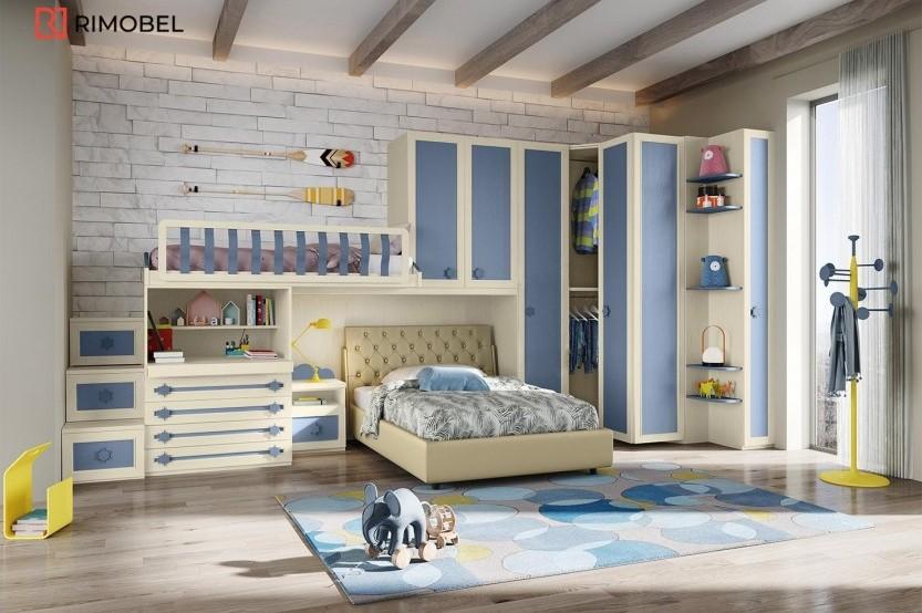 """Dormitor fetiță  """"Classic"""" Cameră copii fete mobila"""