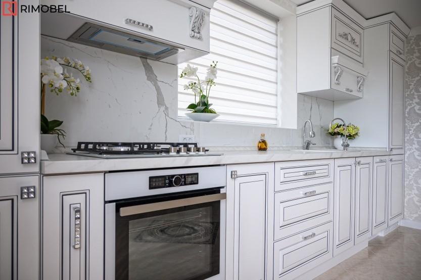 Bucătărie clasică, Chișinău, strada Miron Costin Bucătării clasice mobila