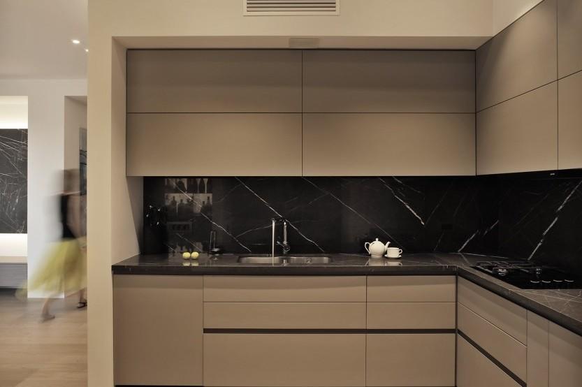Bucătărie modernă, orașul Ungheni Bucătării moderne mobila