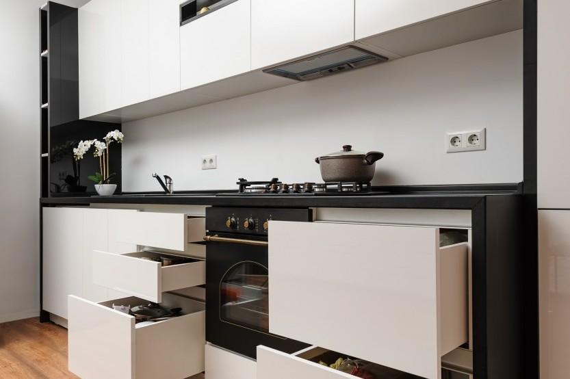 Bucătărie modernă, Florești Bucătării moderne mobila
