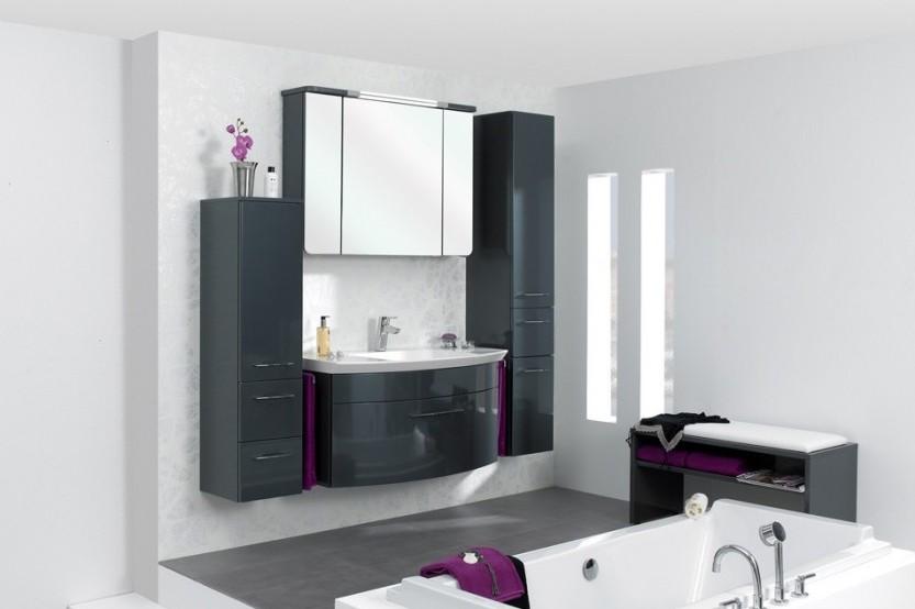 Mobilă baie model «Modern 1» Mobilier modern pentru baie la comanda