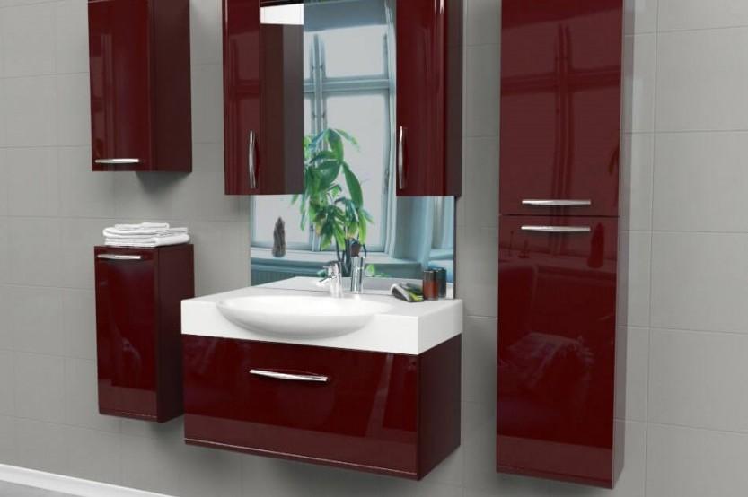 Мебель в ваную модель «Модерн 1» Мебели для ванных комнат модерн la comanda chisinau