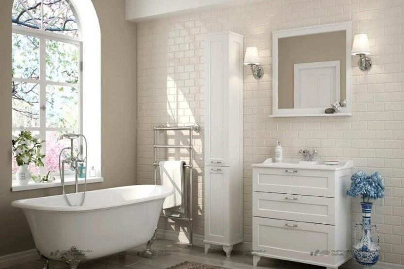 Мебель в ваную модель «Классик 6» Классическая мебель для ванной la comanda chisinau