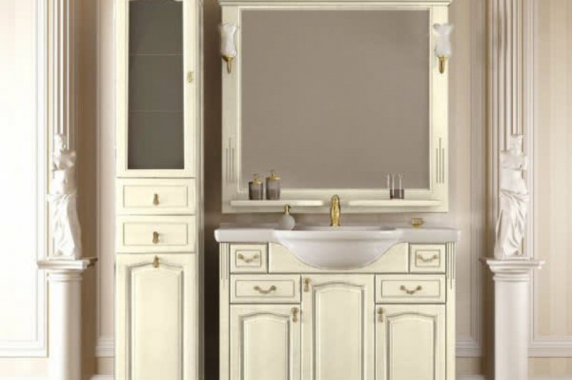 Мебель в ваную модель «Классик 6» Классическая мебель для ванной la comanda