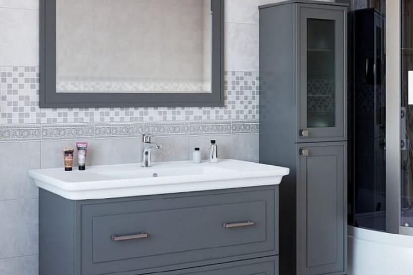Mobilă baie model «Classic 6» Mobilier clasic pentru baie la comanda chisinau
