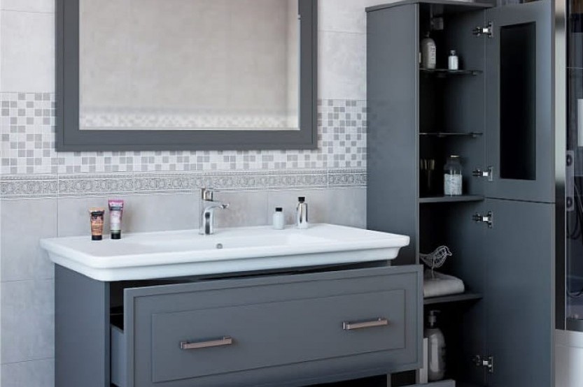 Мебель в ваную модель «Классик 6» Классическая мебель для ванной mobila