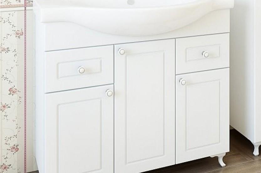 Mobilă baie model «Classic 7» Mobilier clasic pentru baie la comanda