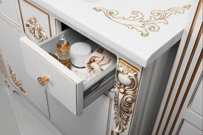 Мебель в ваную модель «Классик 3» Классическая мебель для ванной la comanda chisinau